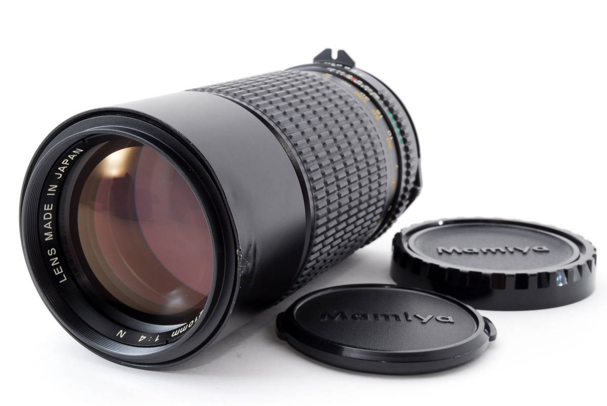 美品 マミヤ セコール MAMIYA SEKOR C 210mm F/4 N 645 6x4.5 中判用フィルムカメラ レンズ M645 1000S #623973_画像1