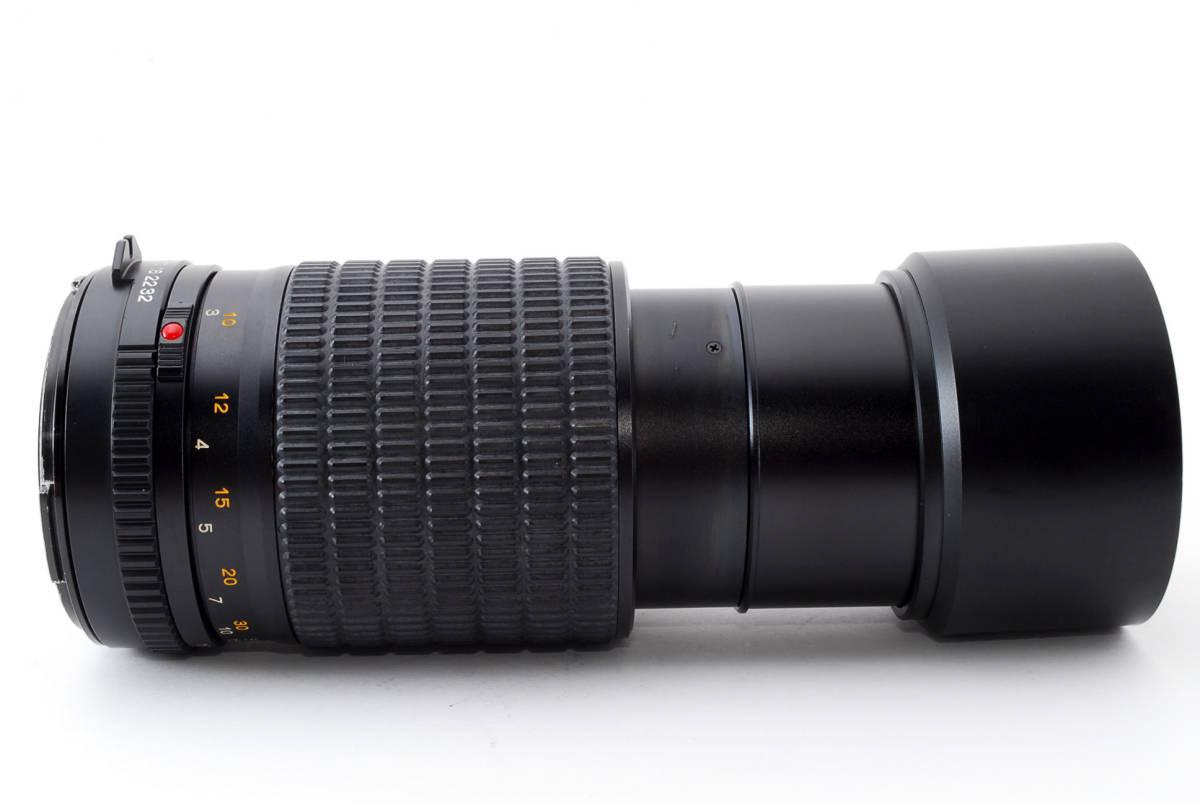 美品 マミヤ セコール MAMIYA SEKOR C 210mm F/4 N 645 6x4.5 中判用フィルムカメラ レンズ M645 1000S #623973_画像7