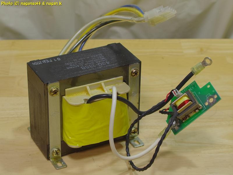 APC Smart-UPS 1000 から外した、フロントパネルと基盤_画像8