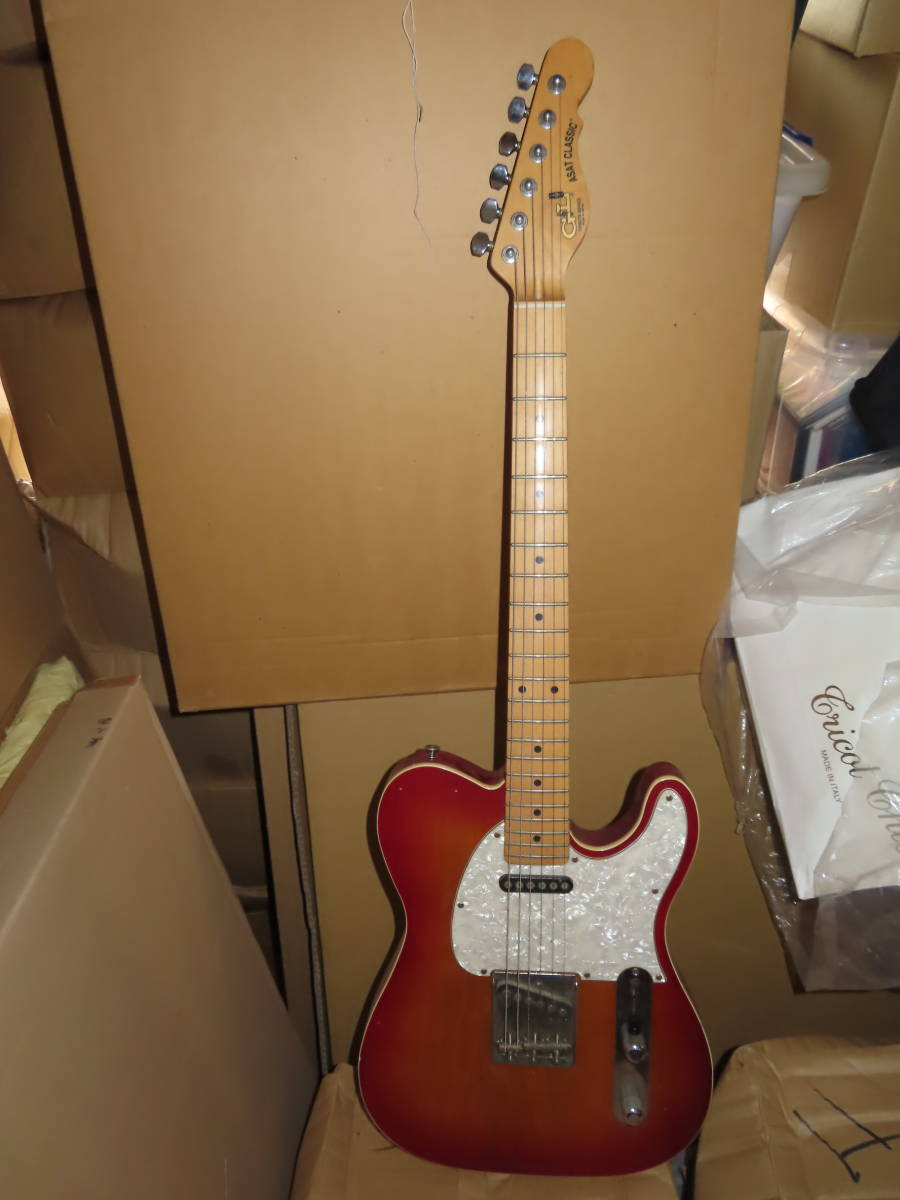 「G&L ASAT Classic エレキギター (ESP エレキベース)」の画像