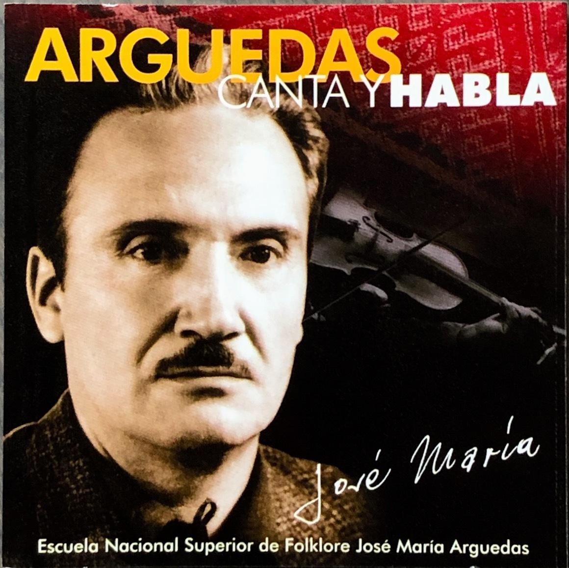 (Z2H)☆レア盤/ホセ・マリア・アルゲダス/Jose Maria Arguedas Canta Y Habla/民族音楽/フォルクローレ☆_画像1