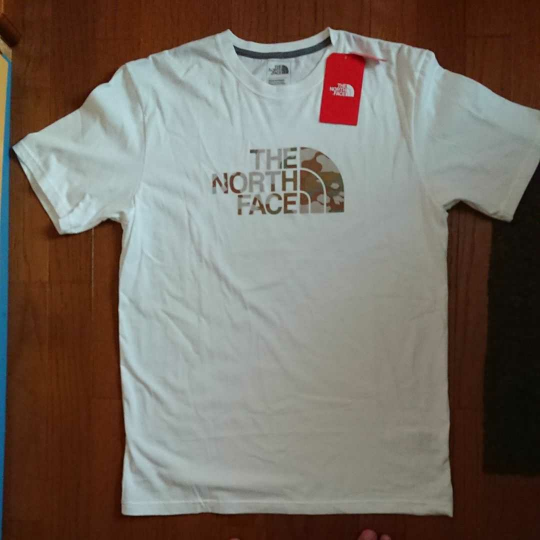 THE NORTH FACE   半袖Tシャツ 新品タグ付き
