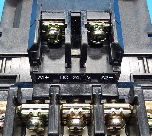 SJ-1SG コイルDC24V 2a 電磁接触器 富士電機 ランクA中古品_画像4