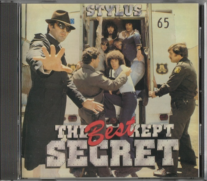 【中古・AOR・美品】Stylus / The Best Kept Secret (国内盤・帯付き, 1978年作品) #Peter Cupples_画像1