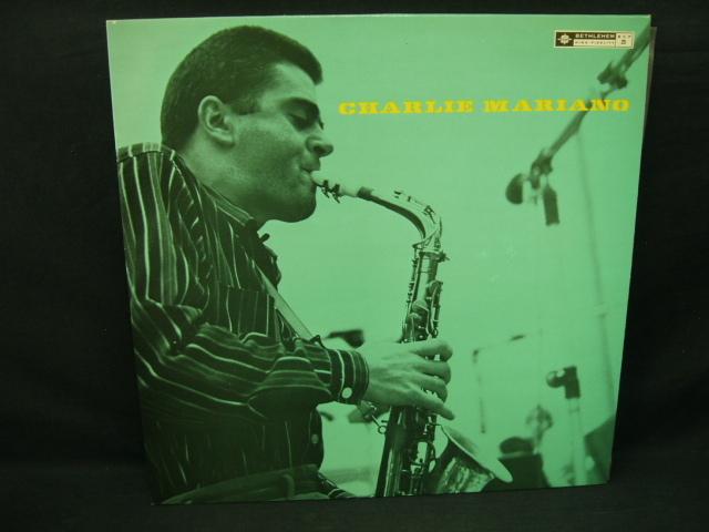 1773●LP(輸入盤)●チャーリー・マリアーノ Charlie Mariano_画像1