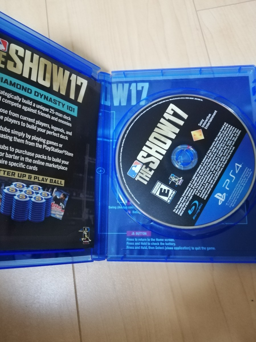 PS4 MLB the show17