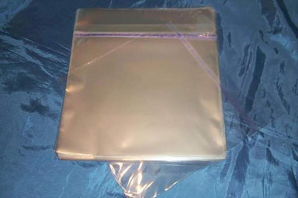 (サプライ) LD(レーザーディスク)用、のり付き外袋 300枚(100枚x3パック)セット (O11)_画像1