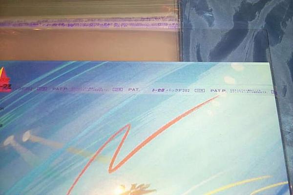 (サプライ) LD(レーザーディスク)用、のり付き外袋 300枚(100枚x3パック)セット (O11)_画像3