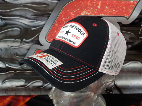 Snap-on(スナップオン)メッシュキャップ,帽子「SPECIAL EDITION TRUCKER CAP」_画像3