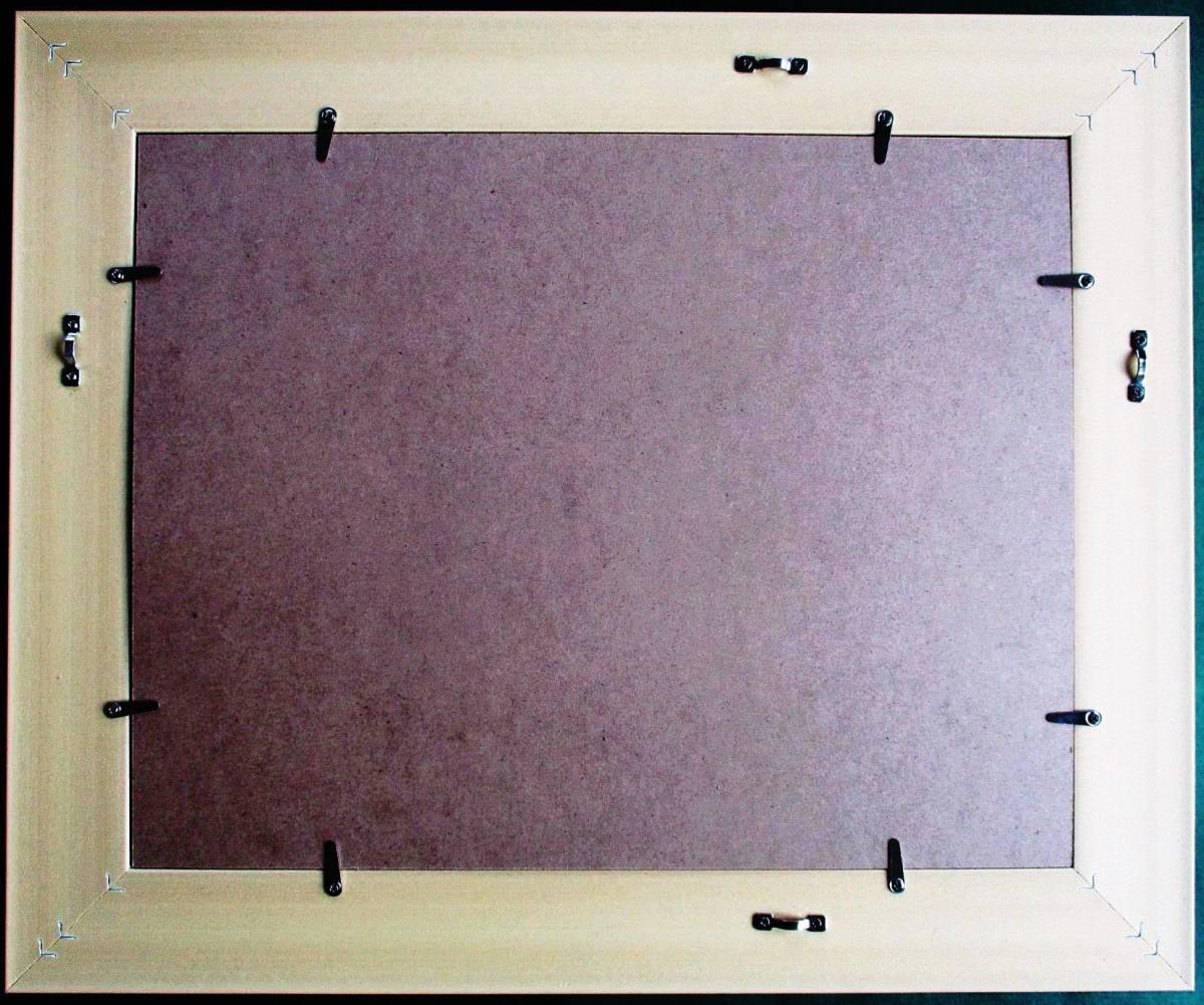 絵画 油絵 油彩 風景画 紅葉の御坂富士 F6 WG14 新製品の額縁での出品となります。お部屋のイメージを変えてみませんか。  _画像3