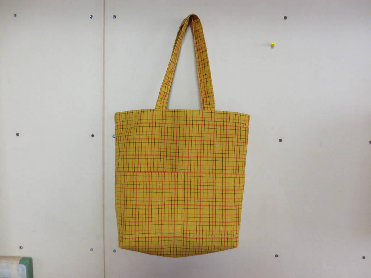 <水風> 着物 リメイク トートバッグ エコバッグ バッグ 買い物バッグ 手提げバッグ 手作り ハンドメイド6