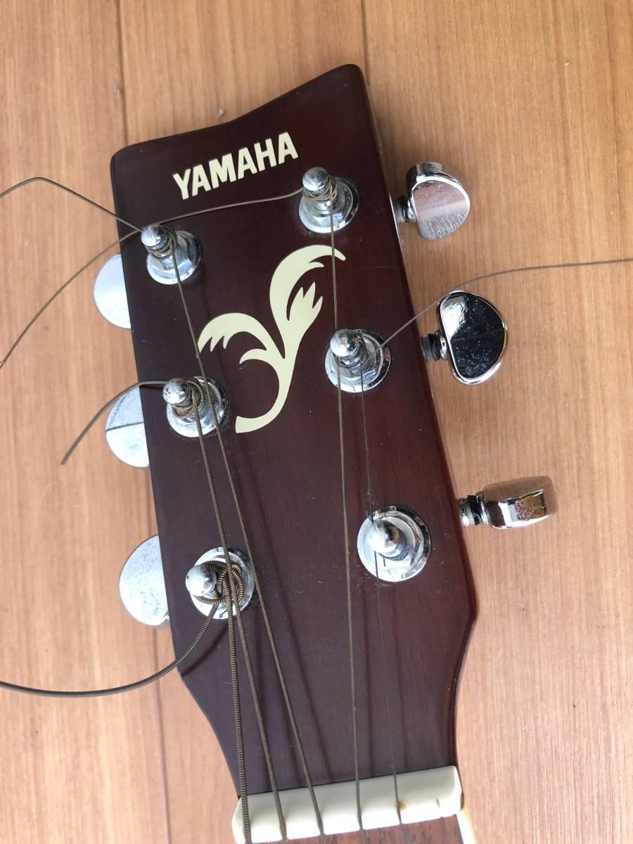 Y408☆YAMAHA/ヤマハ/アコースティックギター/FS-325 TBS_画像5