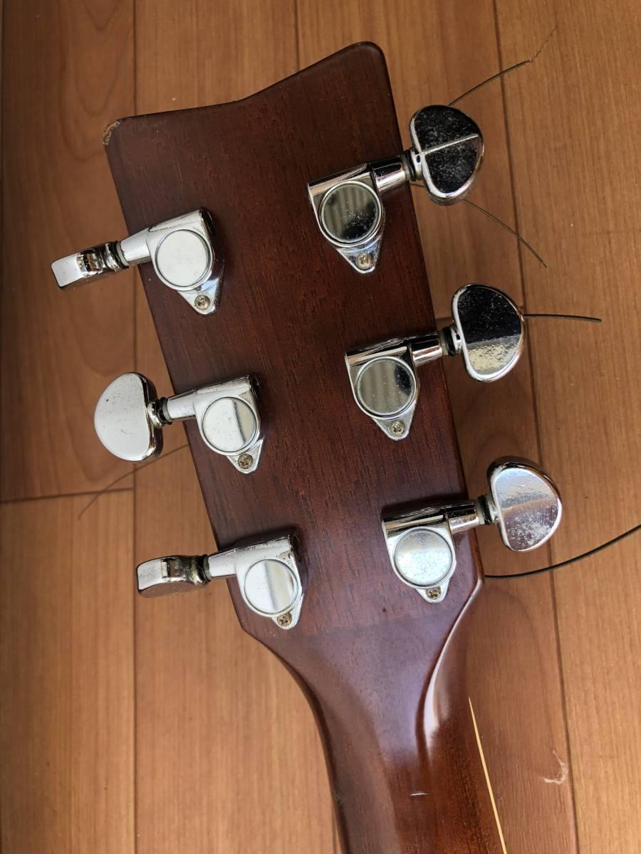 Y408☆YAMAHA/ヤマハ/アコースティックギター/FS-325 TBS_画像6