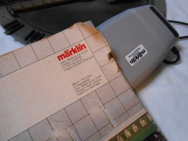 委託・MARKLIN OH kit+60653・2個+カタログ箱無し現状_画像3