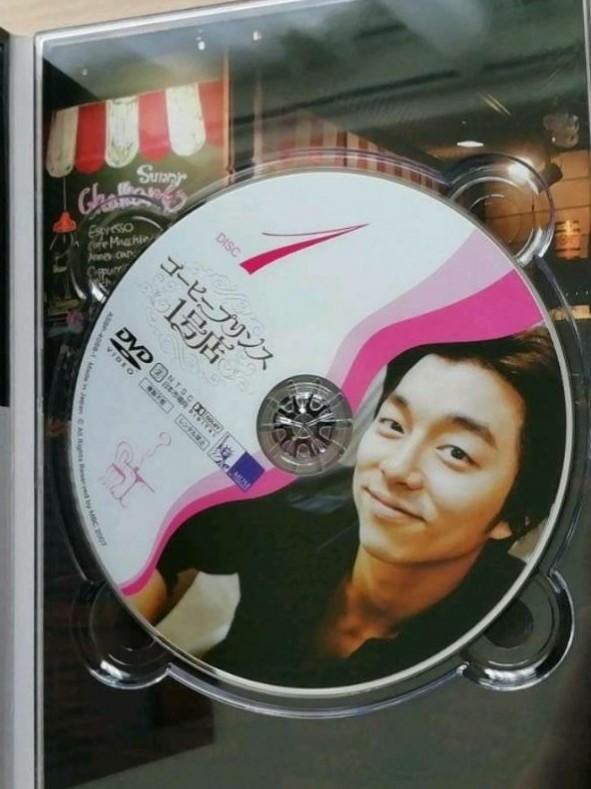 韓国ドラマ【 コーヒープリンス1号店DVDBOX1-2】
