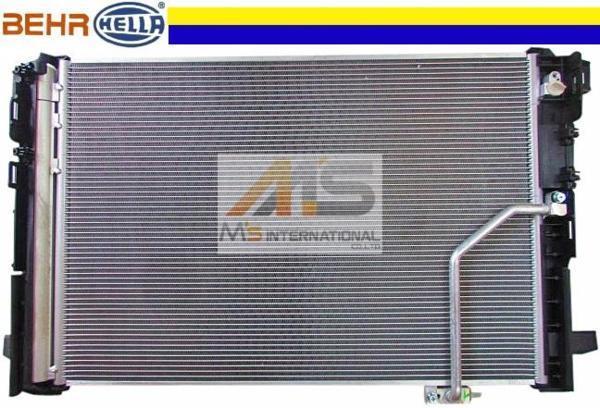 【M's】W212 W207 Eクラス/W218 CLSクラス/X204 GLKクラス エアコンコンデンサー//純正OEM ACコンデンサー 204-500-0654 2045000654_画像1