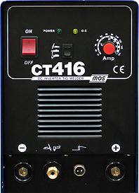 TIG アーク プラズマ 複合溶接機 CT416 出力160A 直流 100/200V兼用 4216_画像2