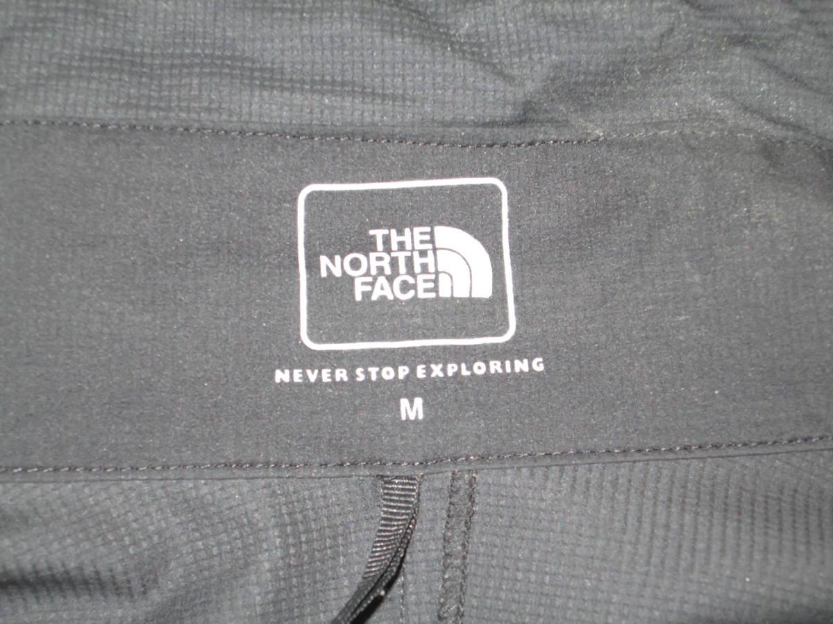 THE NORTH FACE ザノースフェイス ウインドブレイカ― / NP21786 サイズ:M (ZK)Mチャコール×ブラック