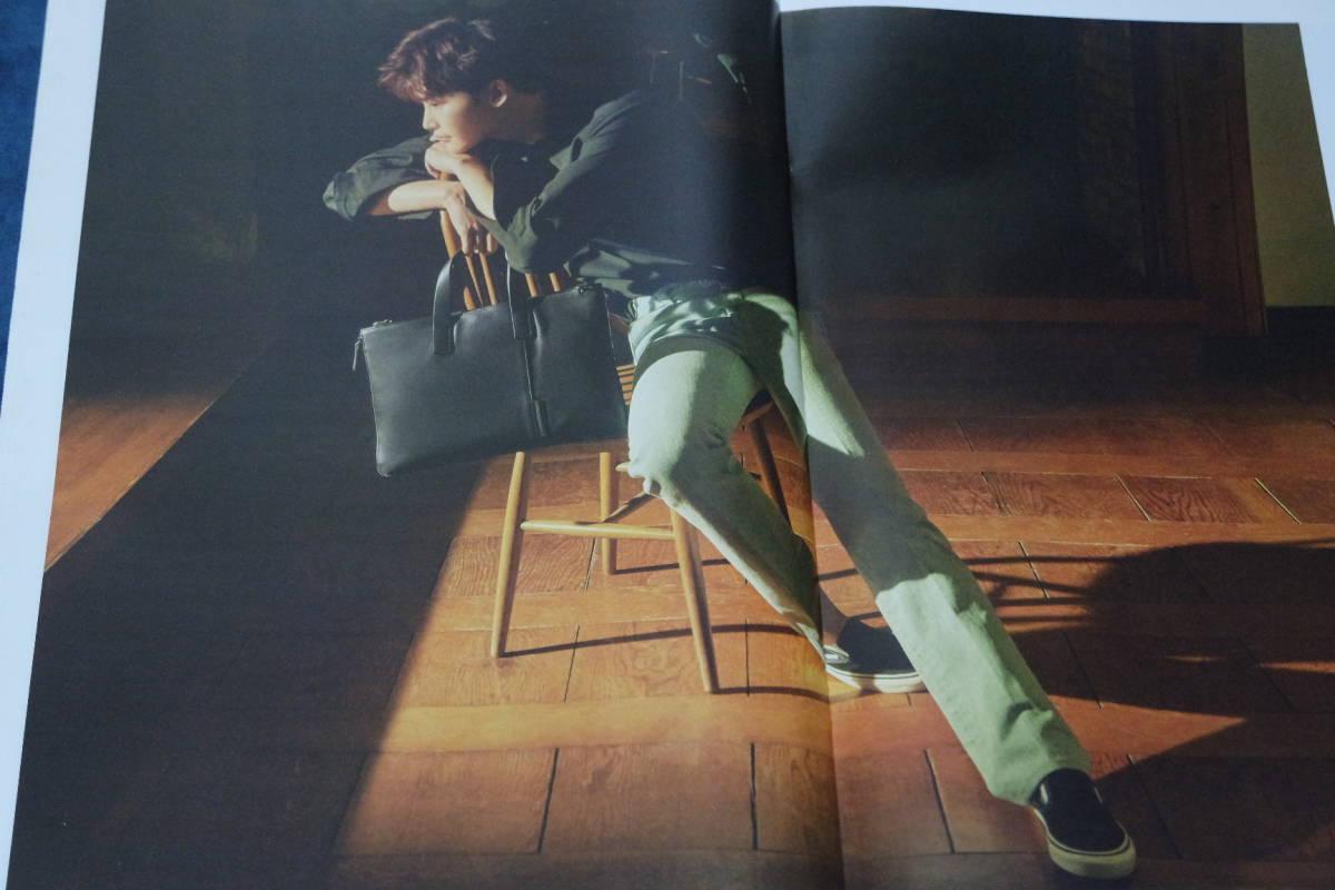 74 国内発送★イ・ジョンソク ヒョンビン パク・ソジュン★大型雑誌「HIGH CUT」VOL.234(2019年) 韓国雑誌「ピノキオ」_画像5