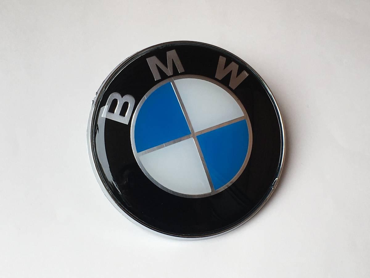 純正ルック/リア/トランク/バッチ/エンブレム/オーナメント/BMW/F10/セダン/523i/523d/528i/535i/550i/M5/Mスポーツ/Mテク/前期/後期/青/白_画像1