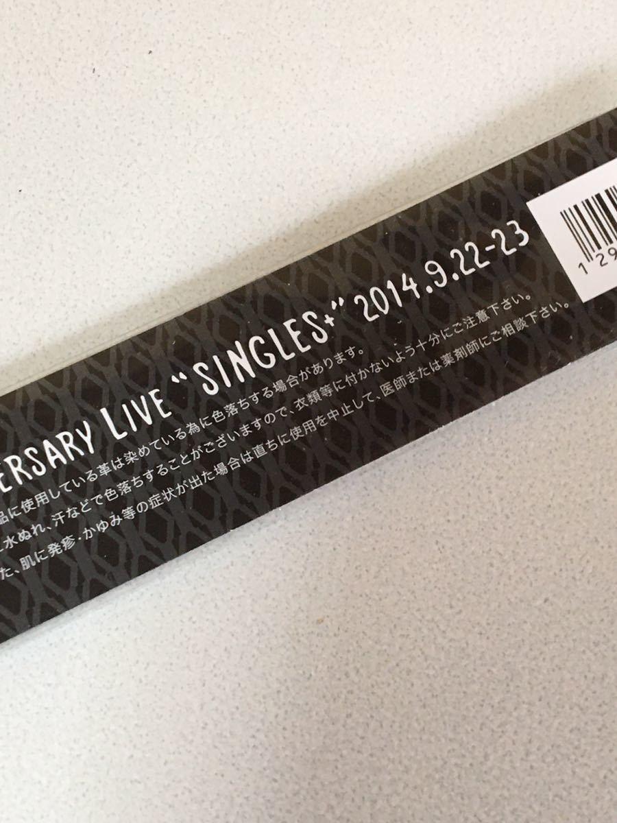 """★吉川晃司★ 30th Anniversary Live """"SINGLES+"""" TOKYO 2014.09.24-23 リストバンド_画像4"""