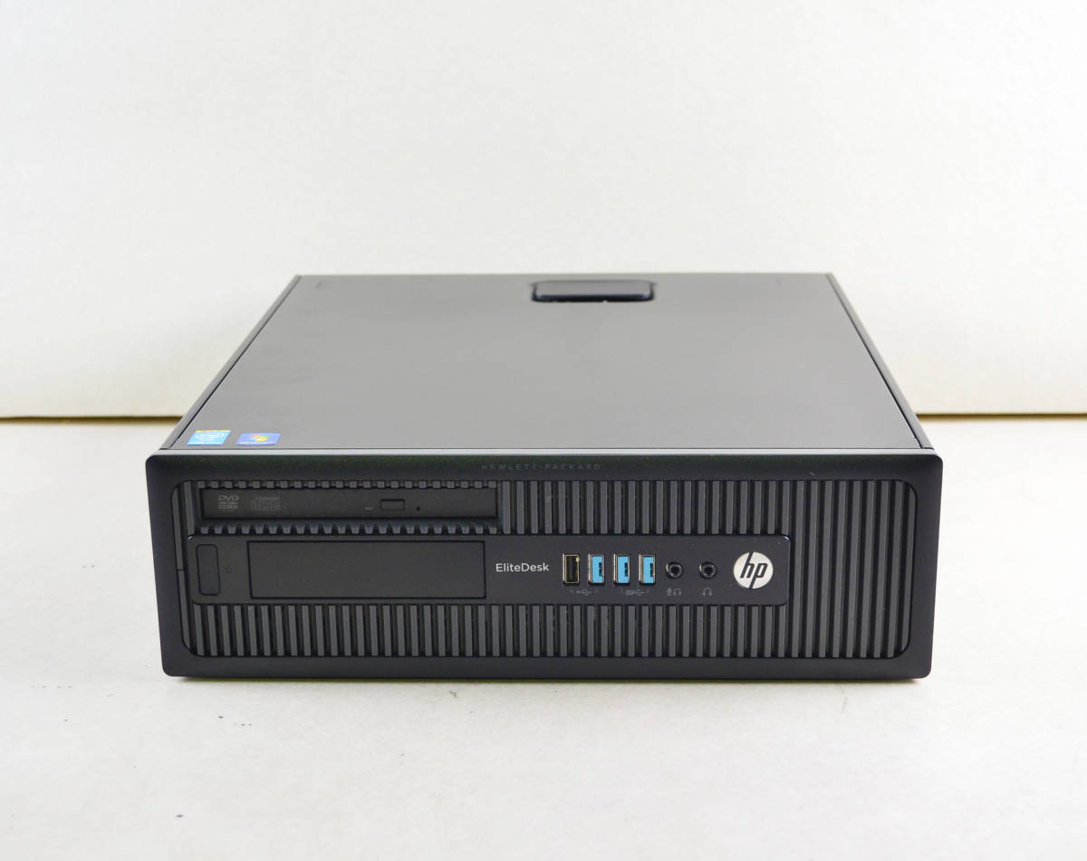 hp 600 G1 SFF ★ 無線LAN / Core i5 4590 - 3.3GHz /メモリ8GB / HDD1TB ★ Sマルチ Win 10 Pro / D2Dリカバリ / 正規版WPS ①_画像3