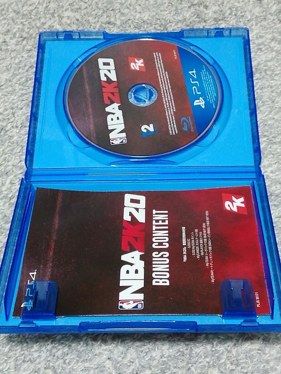 PS4 NBA 2K 20