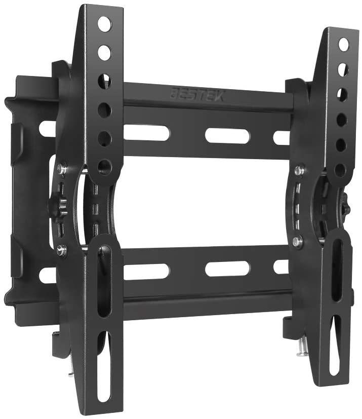 【オススメ】BESTEK テレビ壁掛け金具 14~40インチ VESA規格200×200mmまでのLED液晶テレビ対応 小型 左右移動式 角度調節可能_画像1