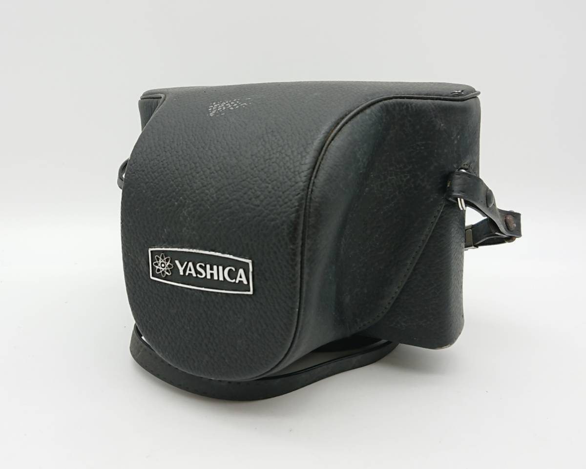 YASHICA ELECTRO35 GS ヤシカ エレクトロ35 GS レンズ 1:1.7 f=45㎜ カメラケース・レンズキャップ・ストラップ付 TT20200606_画像10