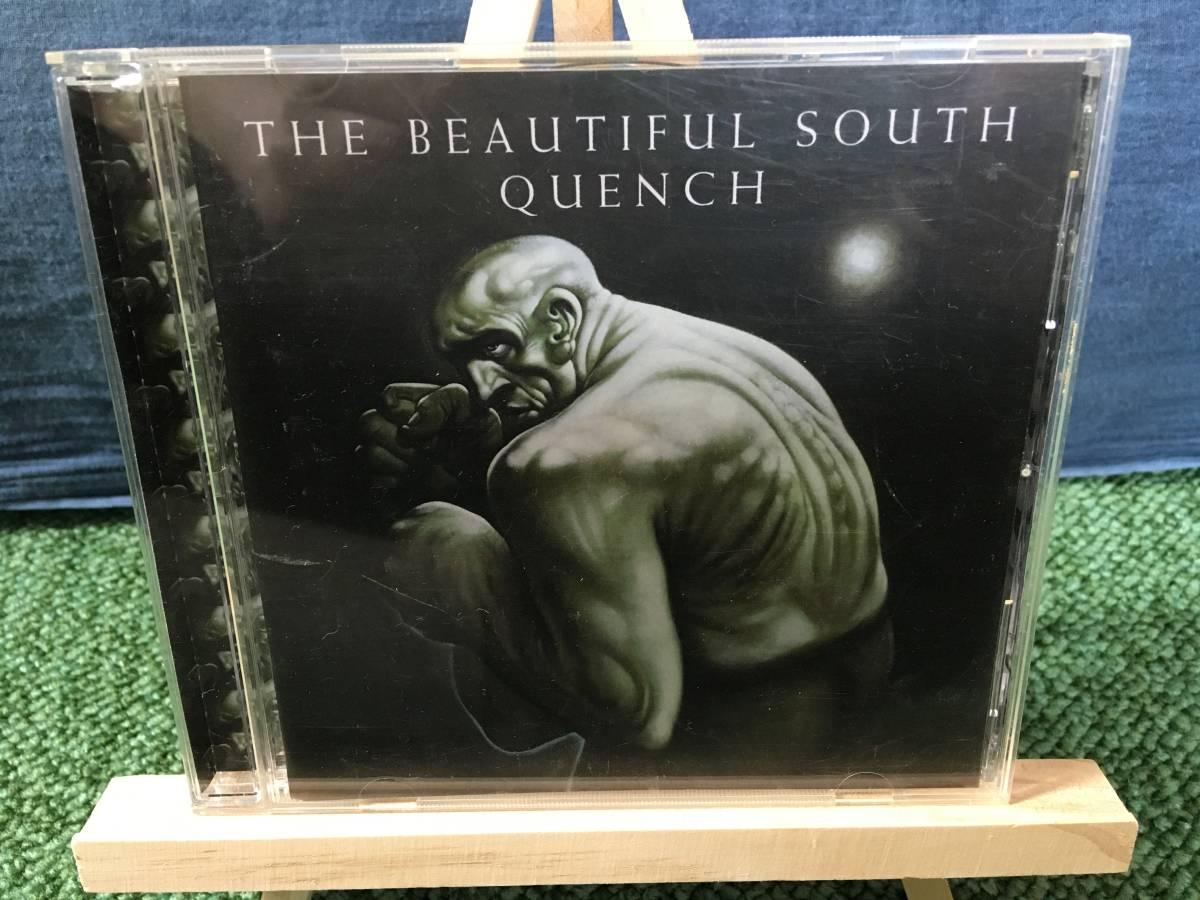 【CD】BEAUTIFUL SOUTH ☆ Quench 輸入盤 EU Go! Discs ブリットポップ 名盤 Perfect 10 良品_画像1