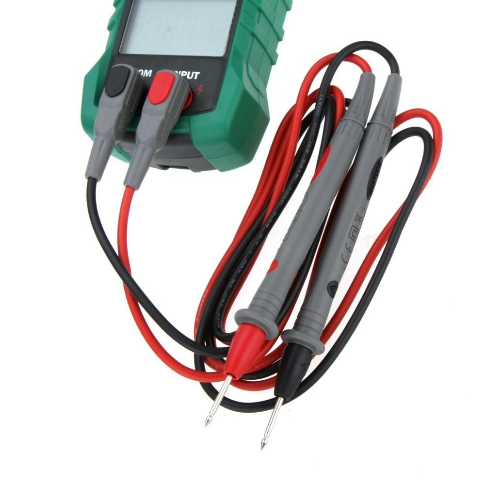 MASTECH MS2015B 1000A AC クラ ンプメーター キャパシタンス/ 周波数/温度テスト、非接触電圧・導通テスト ダイオードチェック(箱なし)_画像5