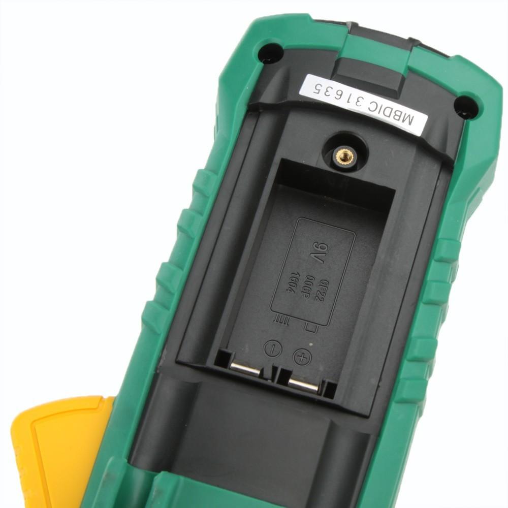 MASTECH MS2015B 1000A AC クラ ンプメーター キャパシタンス/ 周波数/温度テスト、非接触電圧・導通テスト ダイオードチェック(箱なし)_画像7