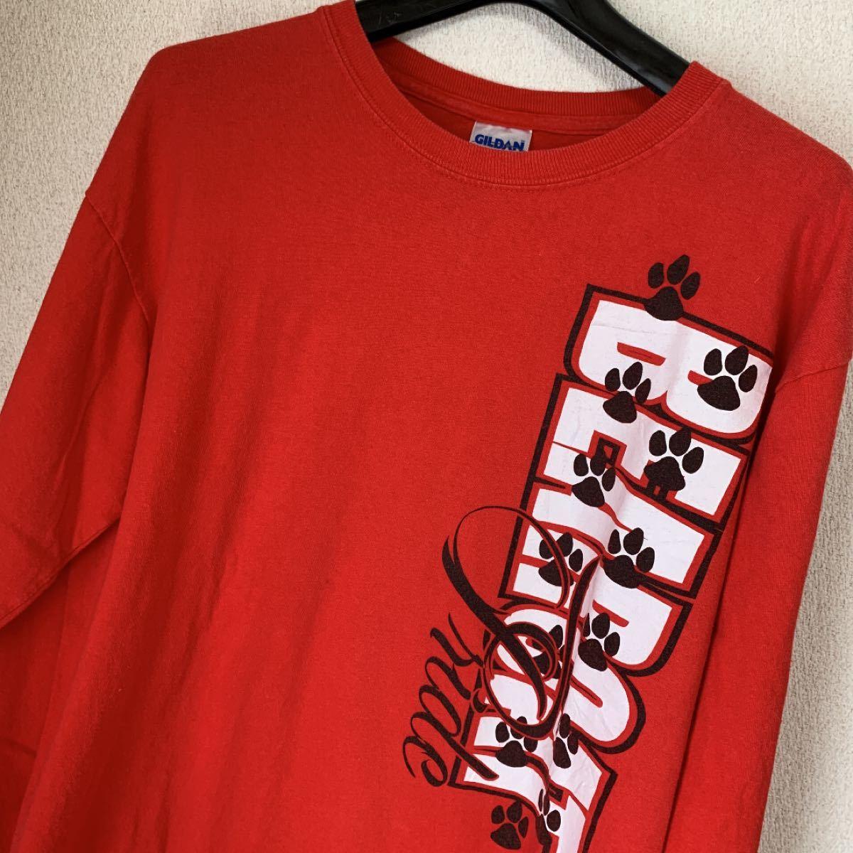ロングTシャツ ロンT 長袖Tシャツ