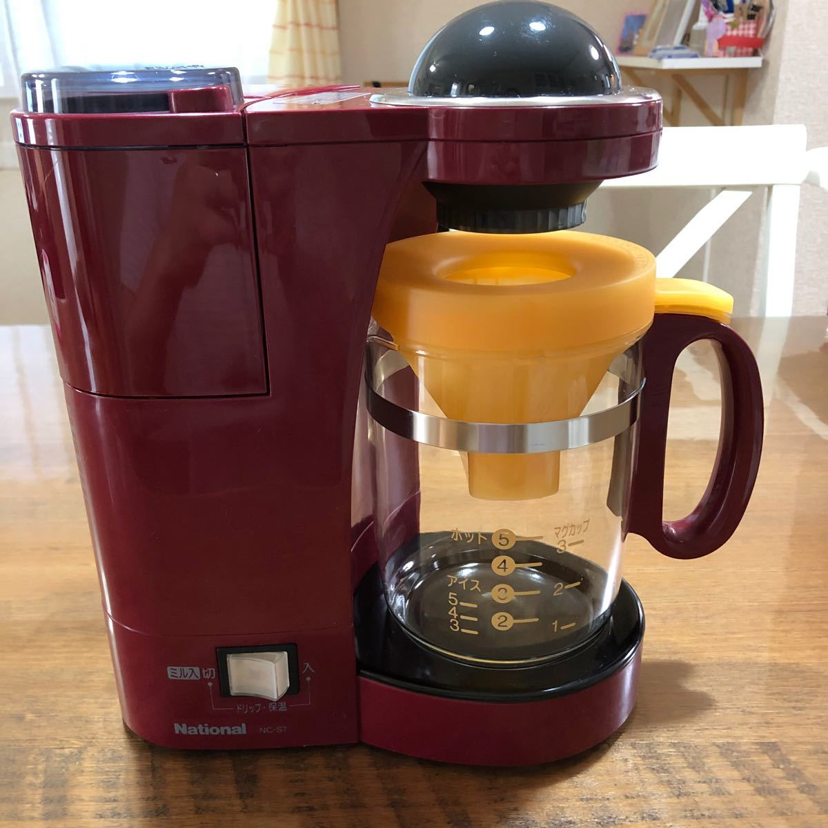 ナショナル コーヒーメーカー