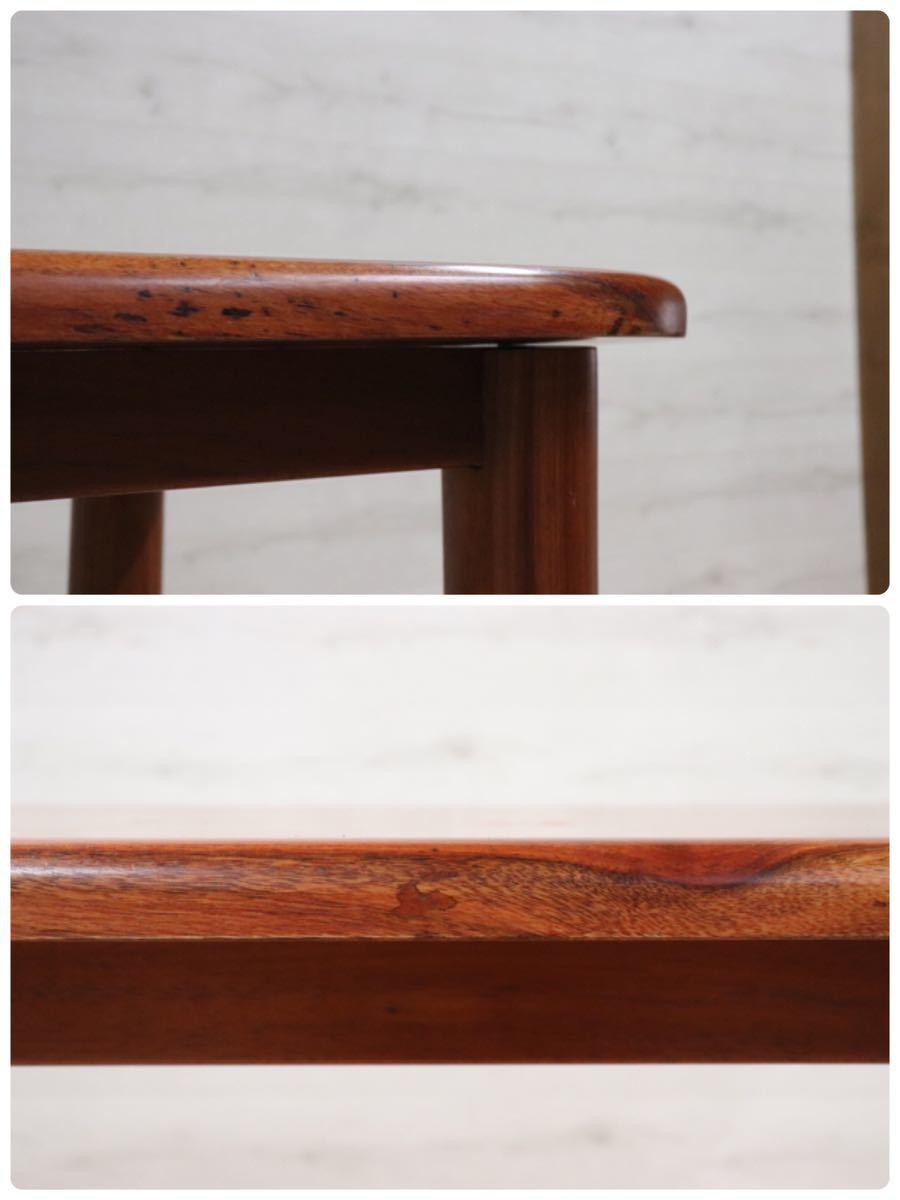 GMDKS241 ○ 北欧 ヴィンテージ スタイル 大型 ダイニングテーブル 作業台 店舗 カフェ 什器 天然木 無垢材_画像9