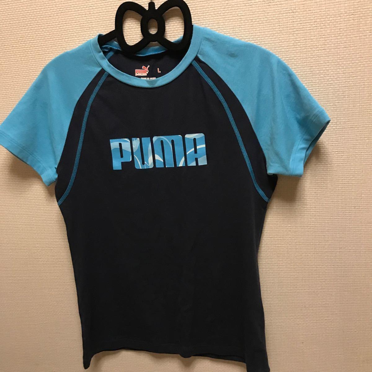 プーマTシャツ Lサイズ PUMA