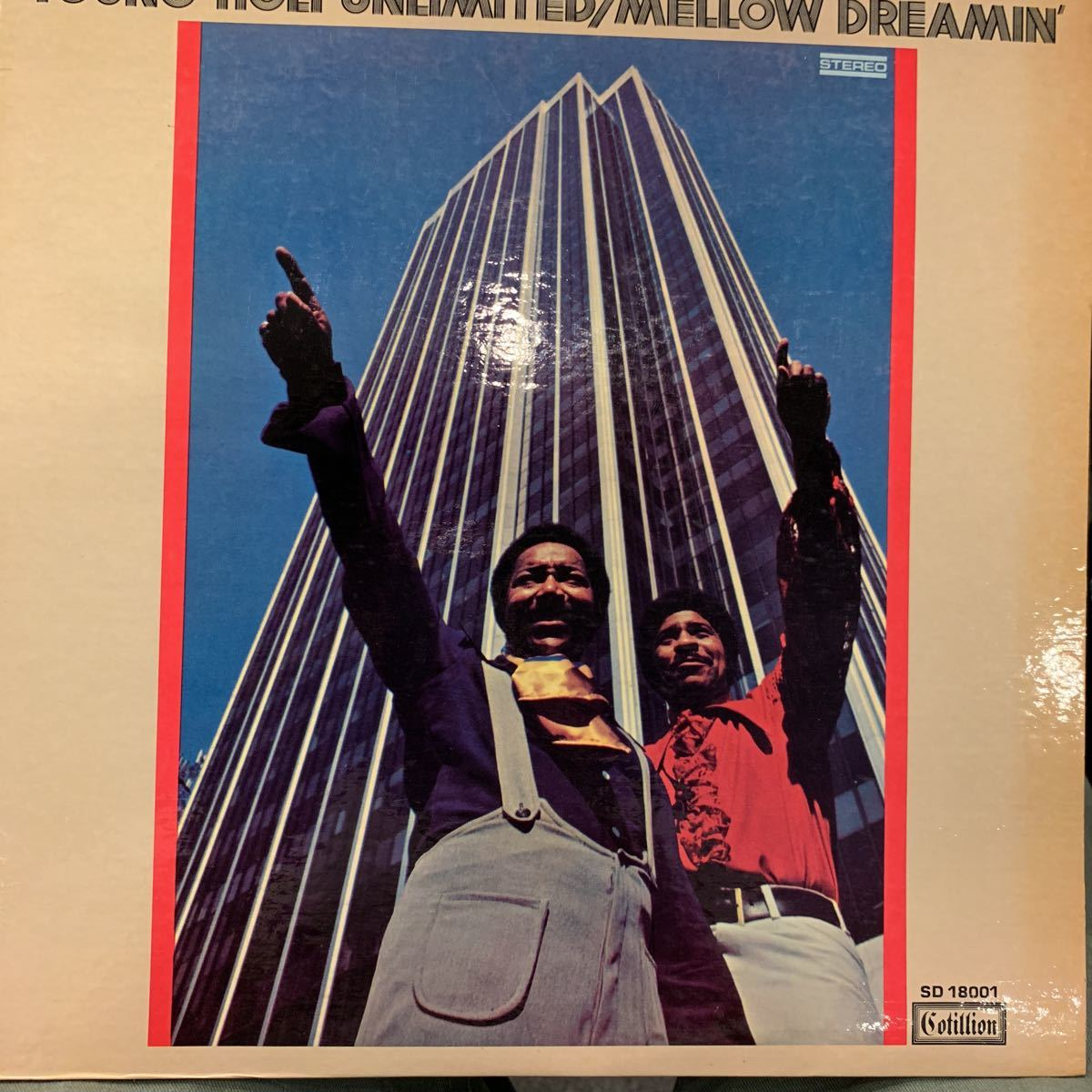YOUNG-HOLT UNLIMITED / MELLOW DREAMIN' サンプリング ネタ DITC D.I.T.C MURO 中古レコード_画像1