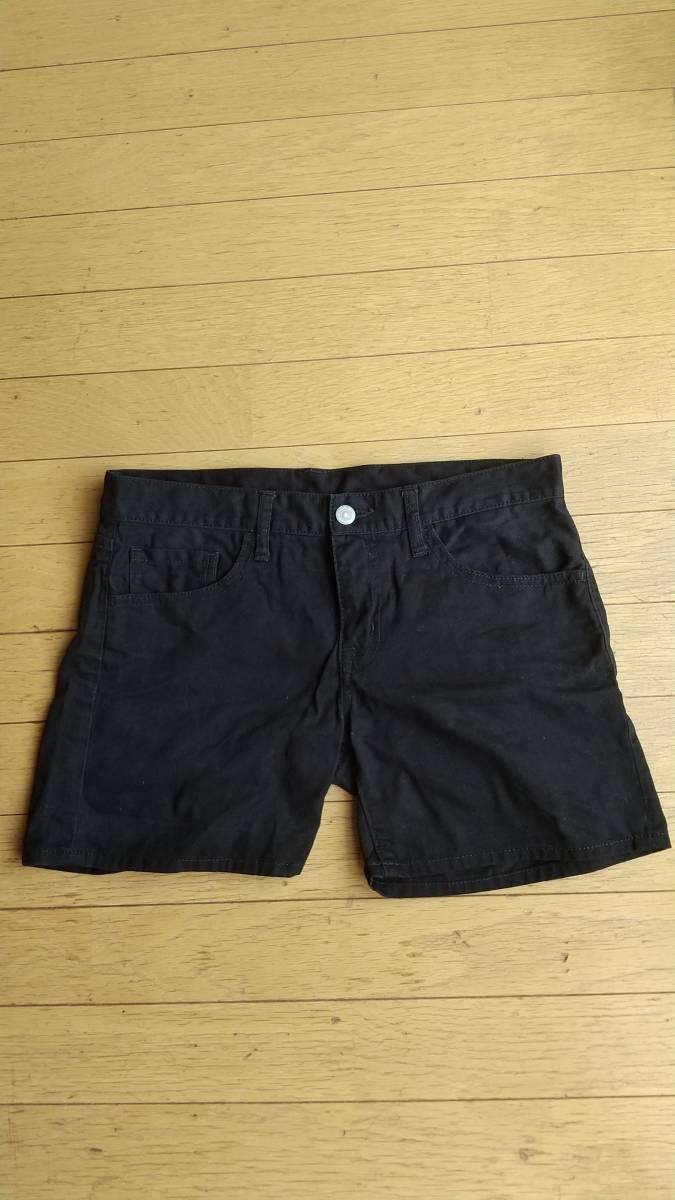 レディース ユニクロ ショート パンツ ユニクロ ショートパンツ(レディース)(ベージュ系)の通販