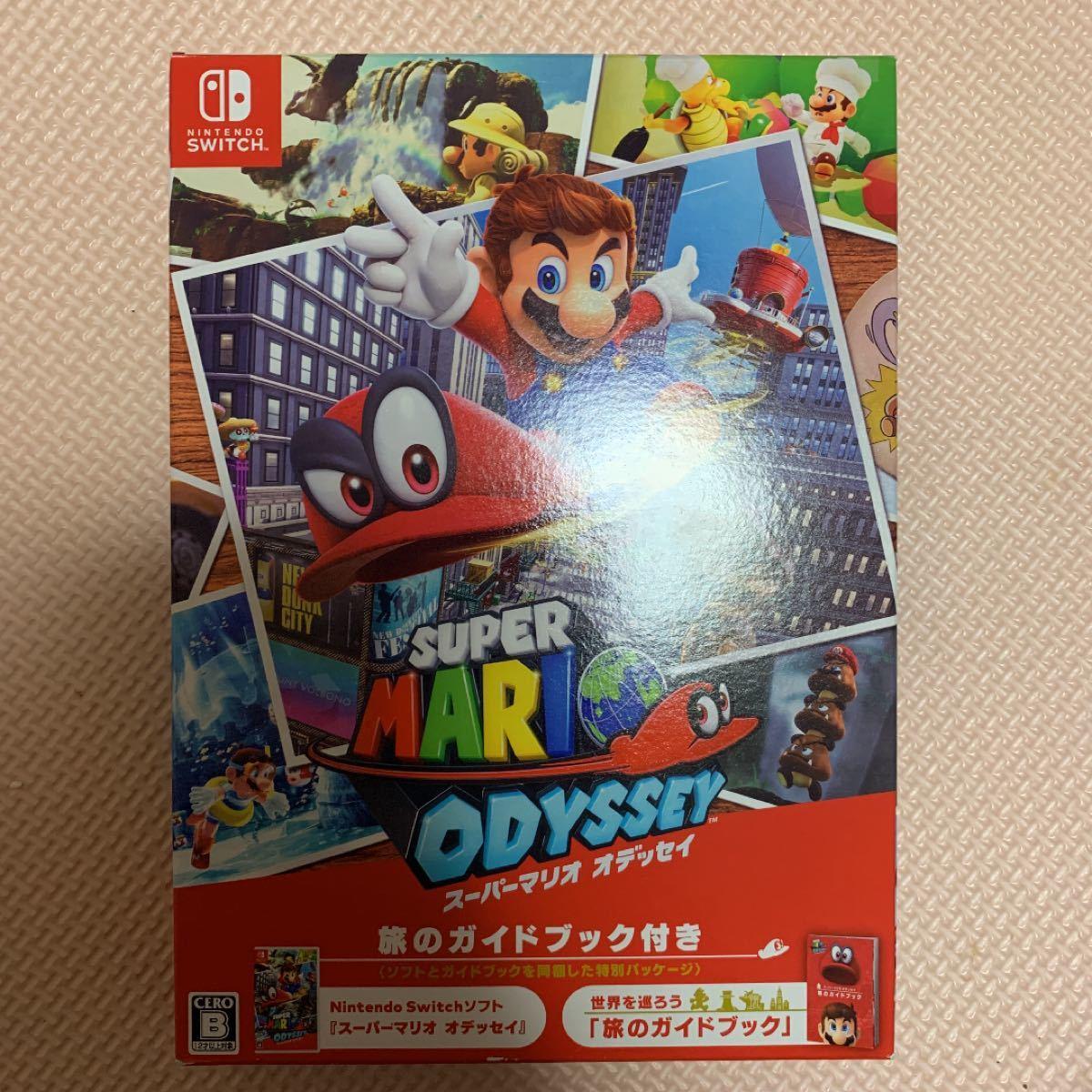 【Switch】 スーパーマリオ オデッセイ [通常版]