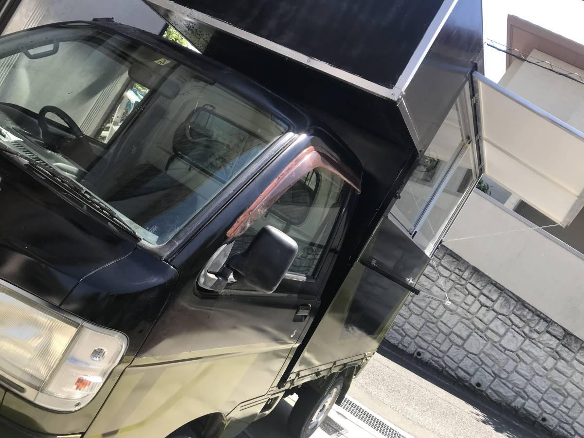 「キッチンカーボックス制作!!テイクアウト、副業、移動販売、ペット移動サロン、キャンピング、災害派遣車、」の画像3
