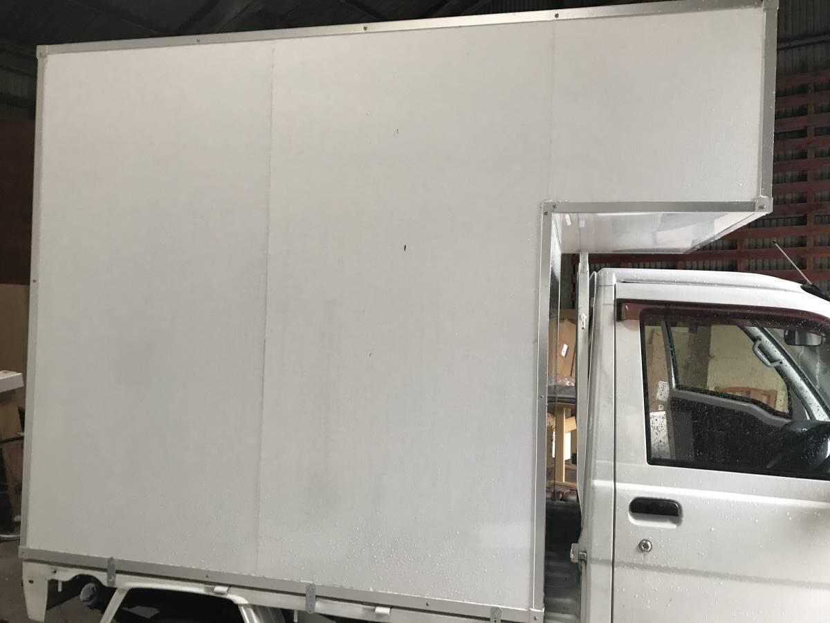 「キッチンカーボックス制作!!テイクアウト、副業、移動販売、ペット移動サロン、キャンピング、災害派遣車、」の画像2