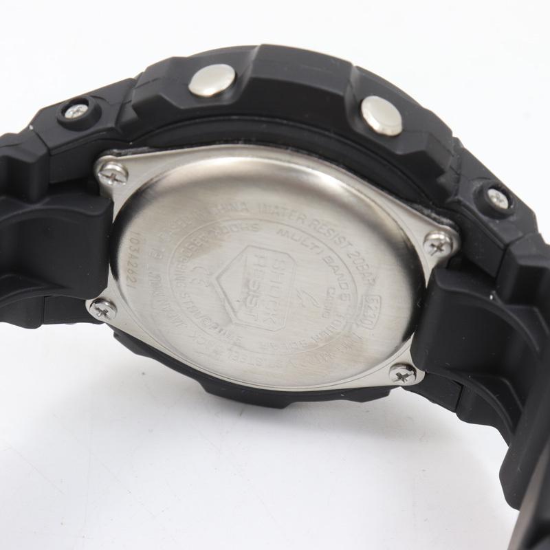 m4485 即決 本物 新品 未使用 CASHIO カシオ Gショック 電波ソーラー AWGM100A-1A 腕時計 103A2621 メンズ 箱 取扱説明書_画像4