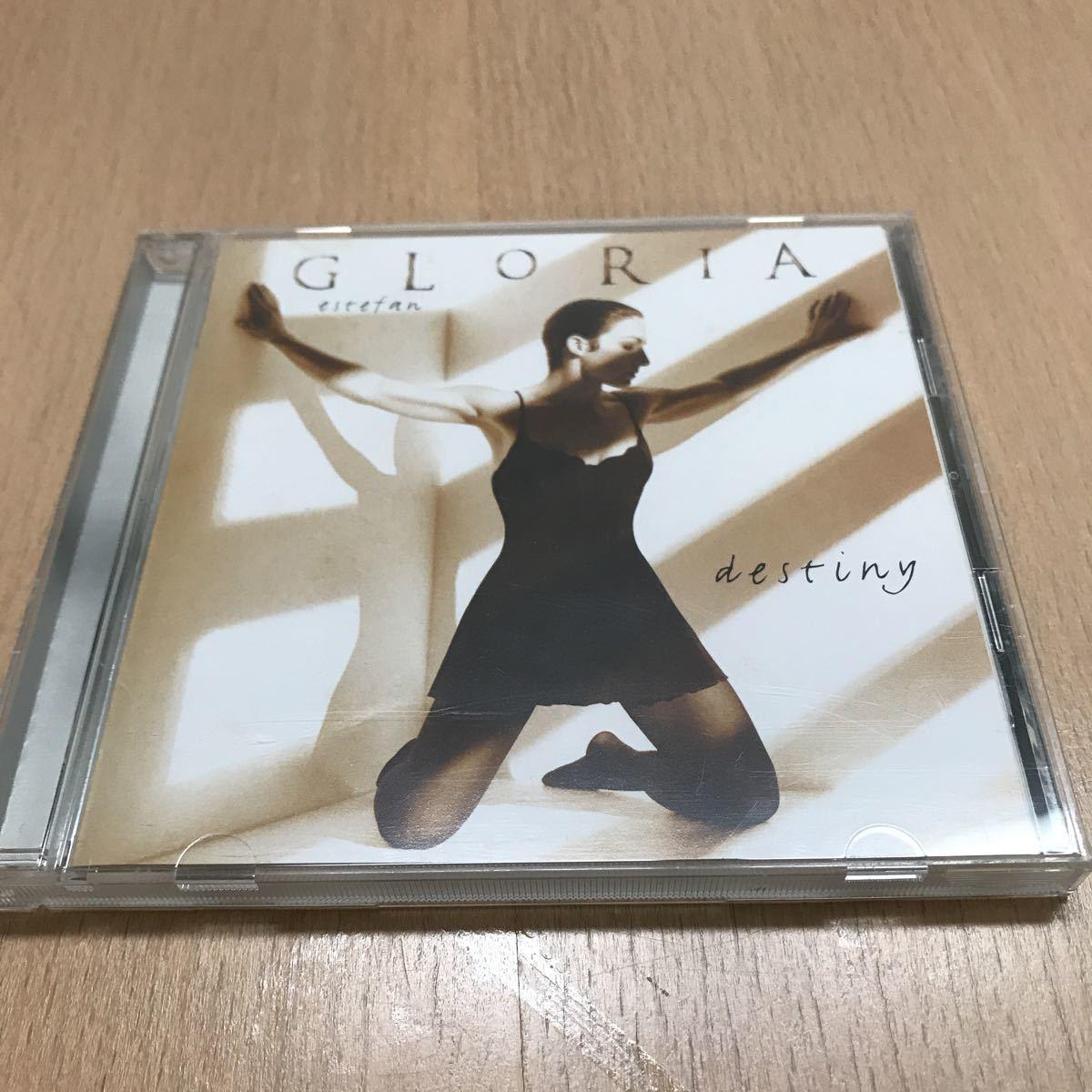 CD Gloria Estefan/DESTINY 輸入盤_画像1