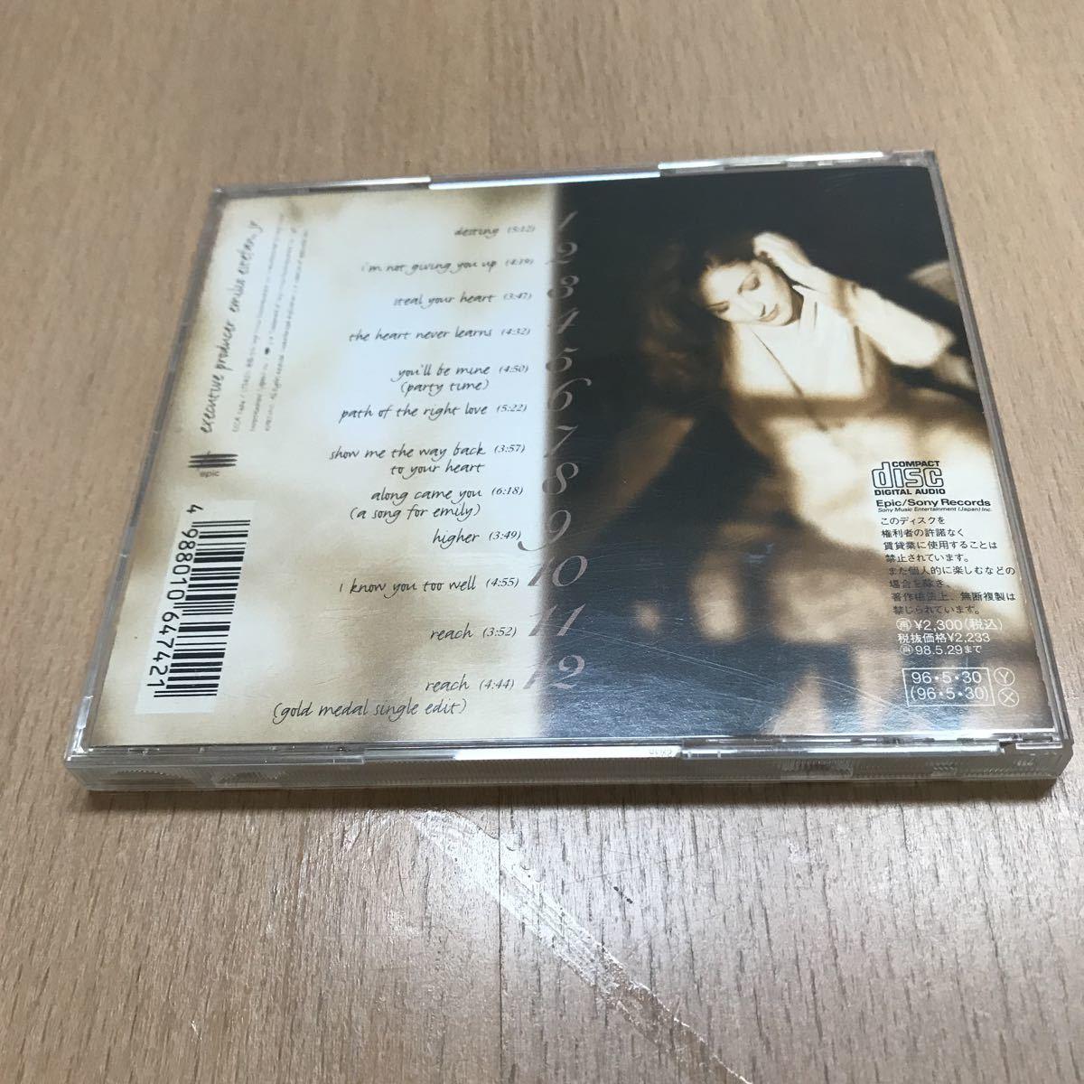 CD Gloria Estefan/DESTINY 輸入盤_画像2