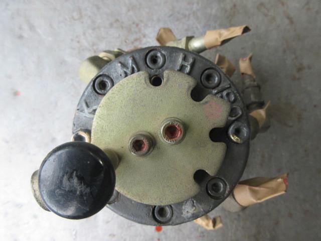 KOBELCO コベルコ SK30SR-3 マルチバルブ マルチレバー 切り替えスイッチ 4WAY  建設機械 中古 建機 ユンボ_画像4