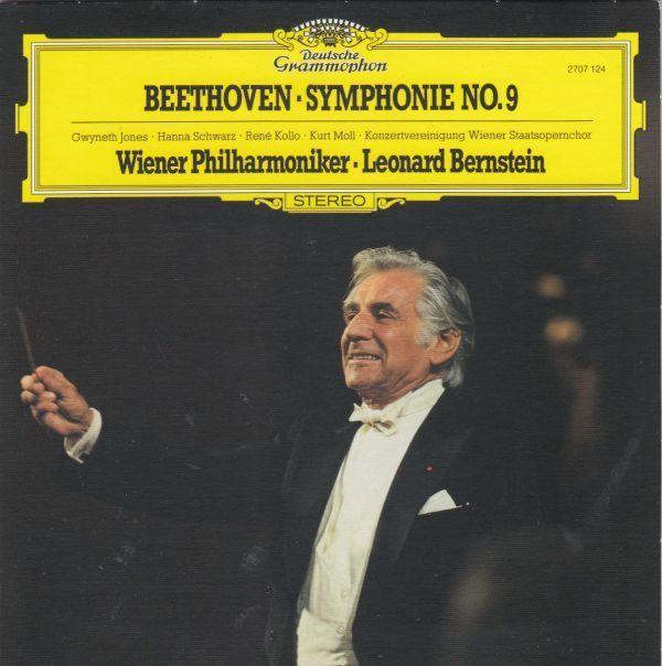 [CD/Dg]ベートーヴェン:交響曲第9番/G.ジョンズ(s)&H.シュヴァルツ(a)他&L.バーンスタイン&ウィーン・フィルハーモニー管弦楽団 1979.9_画像1
