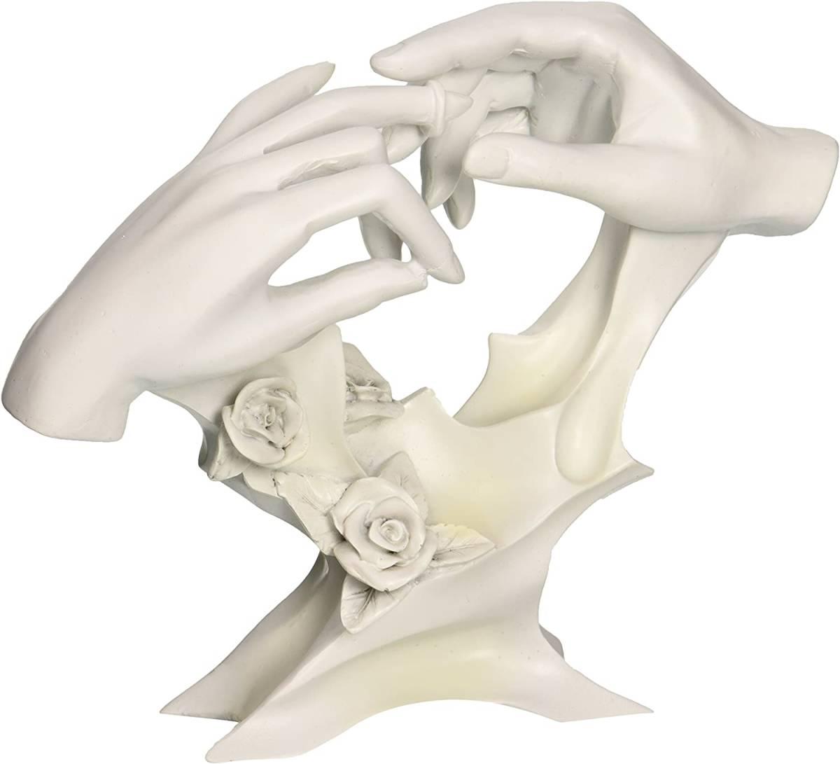 ウェディングリング 結婚指輪と共に アート彫刻 彫像/ 結婚式場 披露宴 ゼクシイ 婚約祝い 結納 納采 記念品 プレゼント贈り物(輸入品_画像2
