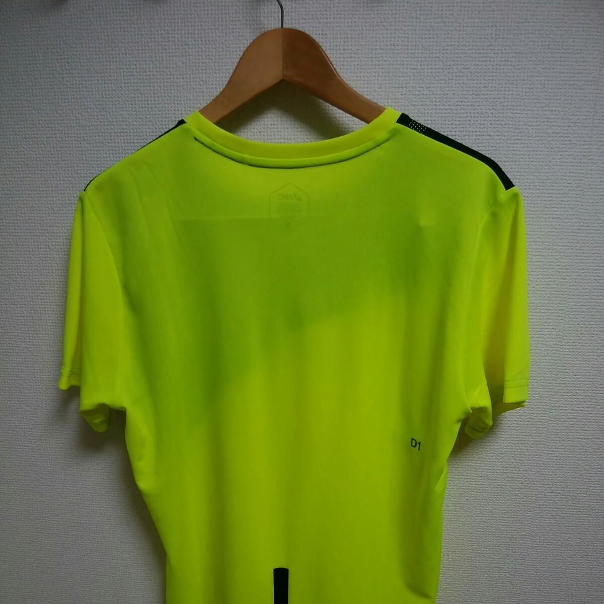 asics 未使用 メンズ L  半袖Tシャツ ランニング スポーツ