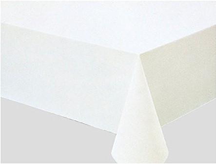 M72★即決・送料無料★白無地テーブルクロス 巾120cm×長さ1.5m×厚0.15mm★MG-610_画像1