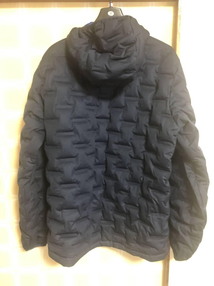【送料無料】【美品】マウンテンハードウェア ストレッチダウン DS フーデッドジャケット メンズ L